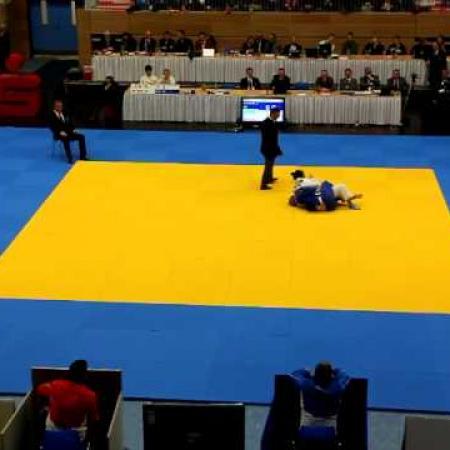 Judo: DEM 2012 Potsdam Frauen -78kg Tia Berger  (2)